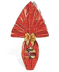 Idea Regalo - Uovo GIGANTE da 5 Kg Cioccolato Extra Fondente - Uova di Pasqua (5 Kg)