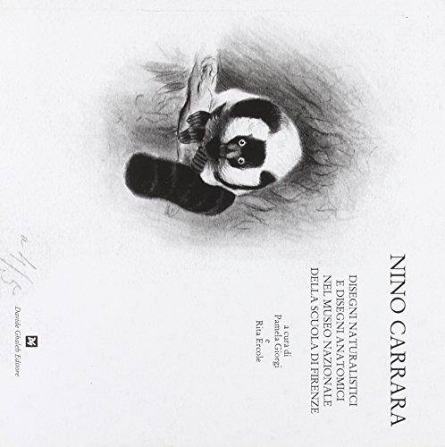 Nino Carrara. Disegni naturalistici e disegni anatomici nel Museo nazionale