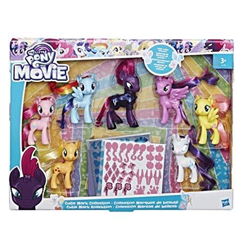 My little Pony Hasbro - C3189 The Movie - Cutie Mark Kollektion