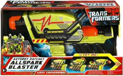 Ratchet; Allspark Blaster ()