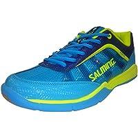 Salming Chaussures Adder Men Cyan/Jaune