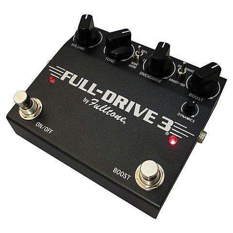 Fulltone Fulldrive 3 Standard · Effetto a pedale