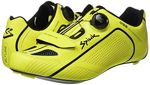 Spiuk Altube Road C Sneaker Unisex Gelb / Schwarz