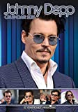 Johnny Depp Calendar - 2016 Wall Calendars - Celebrity Calendars - Monthly Wall Calendars by Dream by MegaCalendars (2015-07-01)