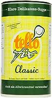 tellofix Classic Klare Delikatess-Suppe - Vielseitige Gemüse Brühe, als Universal-Würzmittel zum Verfeinern einsetzbar -...