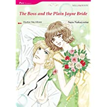THE BOSS AND THE PLAIN JAYNE BRIDE (Mills & Boon comics)
