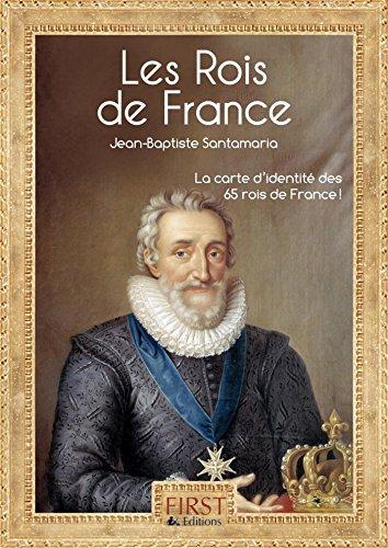 Petit livre de - Rois de France, 2e