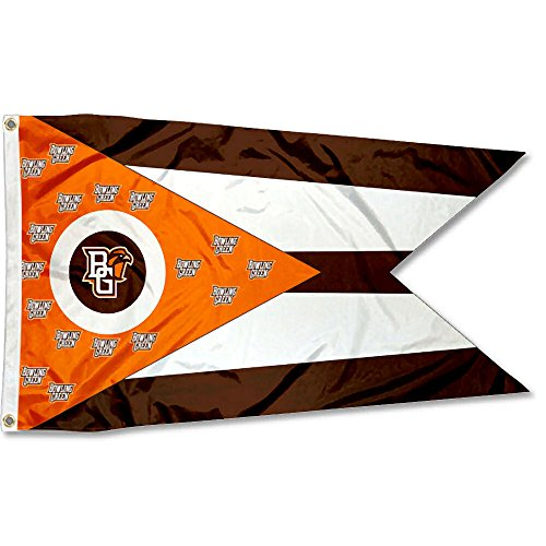 College Flaggen und Banner CO. Bowling Green State Falken State of Ohio Flagge