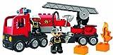 LEGO Duplo 4977 - Feuerwehrlöschzug Test