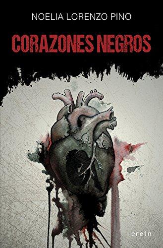 Corazones negros por Noelia Lorenzo Pino
