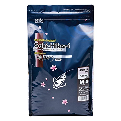 Agriline - Saki Hikari Growth Diet medium 500gr