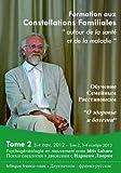 Constellations familiales Tome 2 2012-2013 avec Idris Lahore Selim Aissel