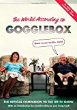 Front cover for the book The World According to Gogglebox by Gogglebox