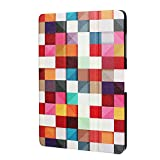 Image of Tablethutbox Pu Leather Folio Case Cover For Acer Iconia Tab 10 A3 a40 Acer Iconia One 10 B3 a30 design 2