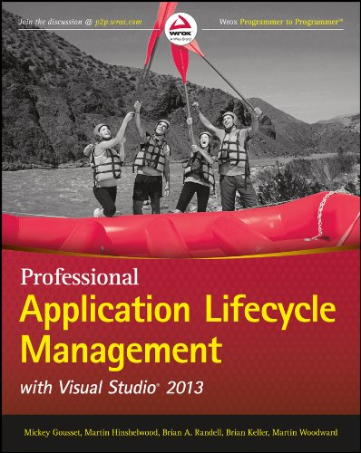 Professional Application Lifecycle Management with Visual Studio 2013 (Wrox Programmer to Programmer) (English Edition)