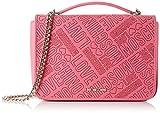 Love Moschino JC4026, Borse a Tracolla Donna, Rosa (Pink), 9x18x28 cm (B x H x T) - Love Moschino - amazon.it