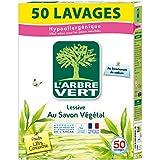 L'Arbre Vert - Lessive Poudre - 2,5 kg