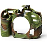 Roy EasyCover Silicone Protective Camera Case Cover for Nikon D7500 camouflage