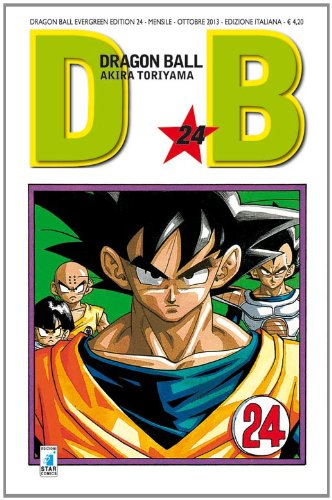 Dragon Ball. Evergreen edition 24