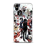 Tokyo Ghoul Weiche Silikon Hülle für iPhone Phone Shell 17 for iPhone 7 Plus