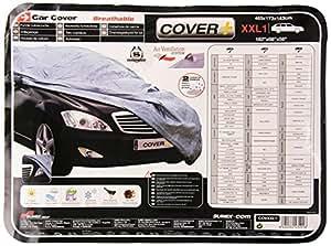 Sumex CovXXL1 Carplus - Telo Copriauto Universale, Mod. Classic Cover XXL1, 463 X 173 X 143 cm