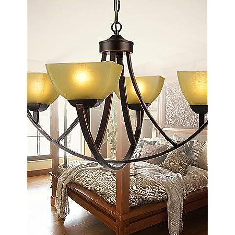 ZHY Lampadario di apparecchi di illuminazione da soffitto pendente illumina