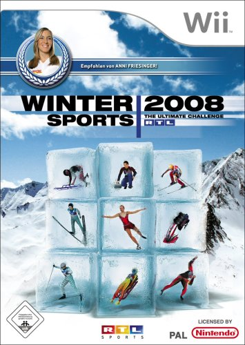 Winter-wii-spiele (RTL Winter Sports 2008: The Ultimate Challenge)
