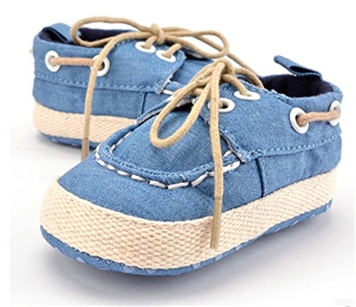 happylove , Bride de cheville bébé garçon mixte bébé garçon bébé fille fille bleu clair
