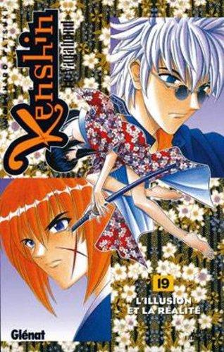 Kenshin - le vagabond Vol.19 par WATSUKI Nobuhiro