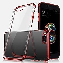 Xiaomi Mi 5 x Case, Xiaomi Mi A1 móvil, Xiaomi Mi 5 x/Xiaomi Mi A1 Funda de silicona, ikasus® TPU Silicona Funda Case Para XiaoMi Mi 5 x/Xiaomi Mi A1, ...