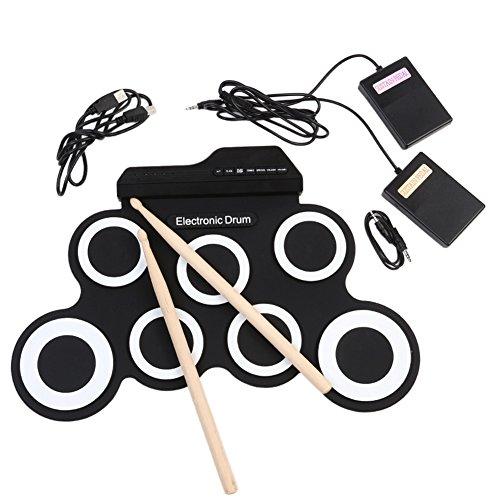 MYC Yi Lian USB mano tamburo elettronico portatile di batteria elettronica