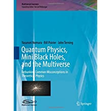 Quantum Physics, Mini Black Holes, and the Multiverse: Debunking Common Misconceptions in Theoretical Physics (Multiversal Journeys)