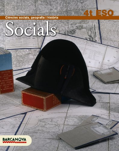 (cat).(10).socials 4t.eso.geografia historia editado por Barcanova
