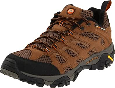 Merrell Moab Ventilator, Men's Lace-Up Trekking and Hiking Shoes - Earth, 6.5 UK