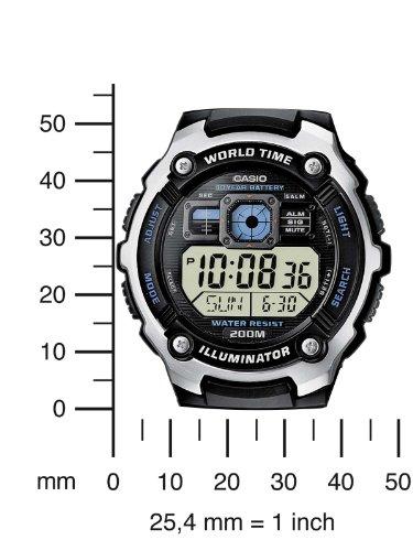 Casio Collection Herren Armbanduhr AE-2000W-1AVEF - 4