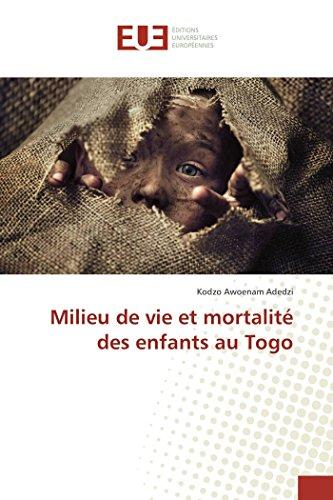 Milieu de vie et mortalité des enfants au Togo