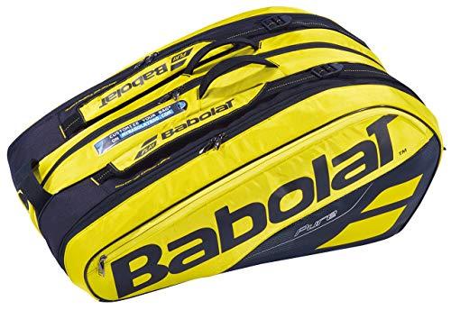 Babolat Tennisschlägertasche X12 Pure Aero schwarz/gelb (703) 12 -