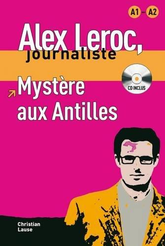 Mystère aux Antilles (1CD audio) par Christian Lause