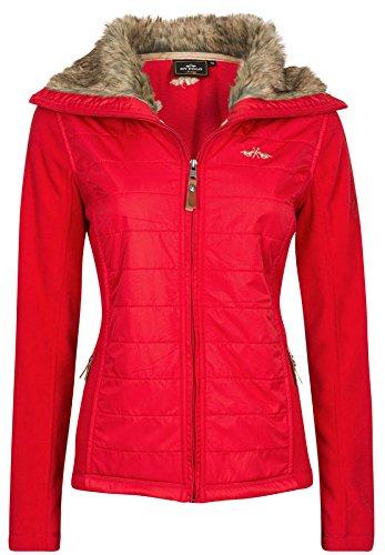 HV Polo - Fleece Jacket Lorain - Fleecejacke / Reiterjacke / Reitjacke - Flame - M