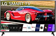 LG 80 cm (32 inches) HD Ready Smart LED TV 32LM563BPTC (Dark Iron Gray) (2020 Model)