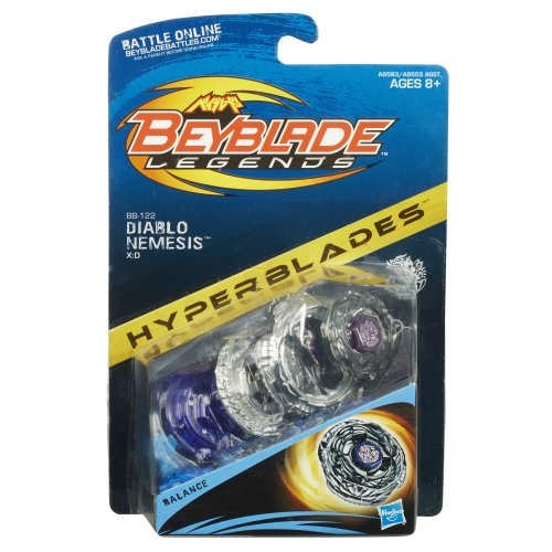 beyblade legends beybattle tops bb-122 diablo nemesis x:d top Beyblade Legends Beybattle Tops BB-122 Diablo Nemesis X:D Top 51k4cp24sqL