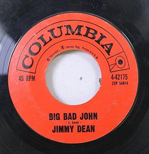 jimmy-dean-45-rpm-big-bad-john-i-wont-go-huntin-with-you-jake