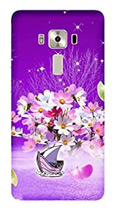 TrilMil Printed Designer Mobile Case Back Cover For Samsung Galaxy C7