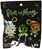 Funko - Rick and Morty Idea Regalo, Llavero, collezionabili, Comics, Manga, Serie TV,, 26847