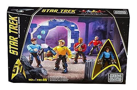 MEGA BLOKS - Star Trek The Original Series - Le Gardien De L'Eternité (Set de 4 Figurines) (DPH79)