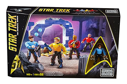 Mega Bloks - Star Trek The Original Series - Guardian Of Forever Figures (Set Of 4) (Dph79)