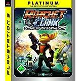Sony Ratchet & Clank: Tools of Destruction - Platinum, PS3