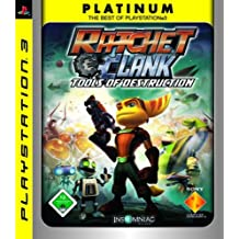 Ratchet & Clank: Tools of Destruction [Platinum]