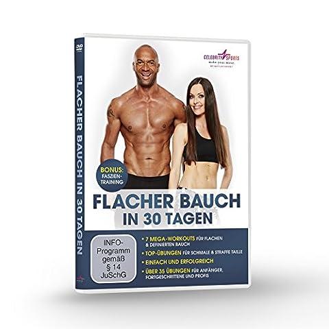 DVD Flacher Bauch in 30 Tagen Mit Detlef D Soost und Kate Hall - Trainieren Mit Den Experten (D & G Masculine For Men Eau De Toilette)