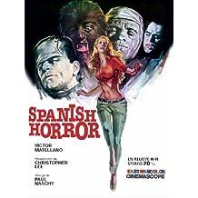 SPANISH HORROR (Spanish Edition)